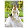 Элегантное и нежное свадебное платье!