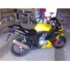 Мотоцикл GX250R